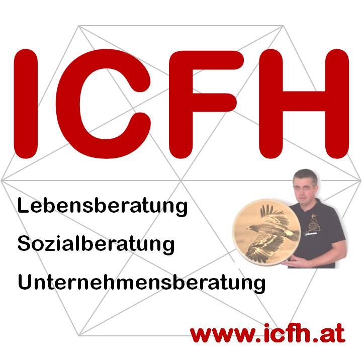 Logo ICFH quadratisch